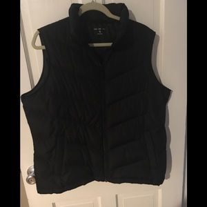 Lands End winter vest XL